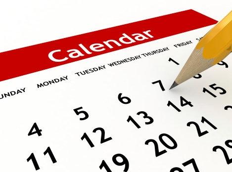 2017 Board Meeting Schedule