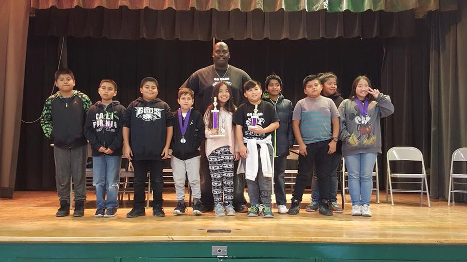 West Fresno Elementary Chess Team Hosts Regional Tournament | WUSD